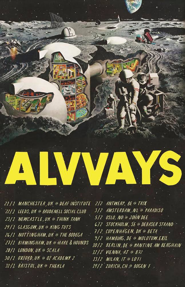 alvvays-uk-tour-dates-2015